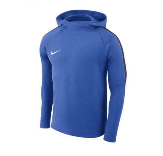 Bluza męska Nike M Dry Academy 18 Hoodie PO niebieska AH9608 463