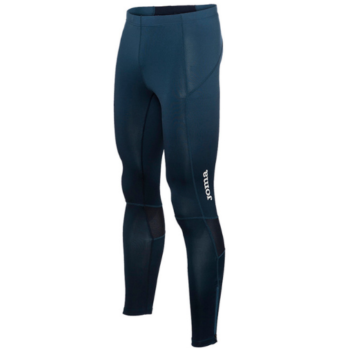 Legginsy Joma Running Long Tight Elite V granatowo czarne 100396.300