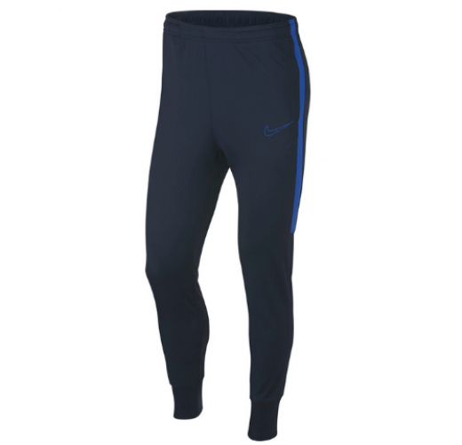 Spodnie męskie Nike M Dry Academy TRK granatowe AV5416 451