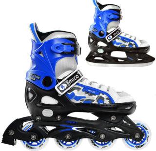 Łyżworolki 2w1 mico rider (rolki i łyżwy w jednym). Artykuł blog ROLKI-JAKIE WYBRAĆ