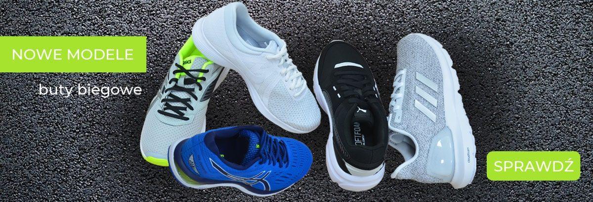 buty do biegania, buty sportowe, buty biegowe, Asics, adidas, Nike i wiele innych