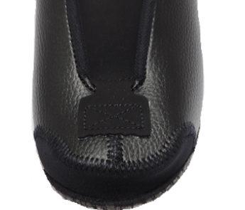 Łyżworolki agresywne Roces M12 UFS czarne 101183 01 – przód buta wewnętrznego