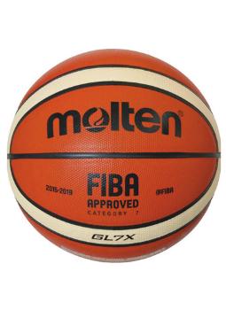 Piłka koszykowa Molten BGL7X FIBA