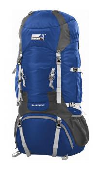 Plecak High Peak Sherpa 65+10 niebieski 31109