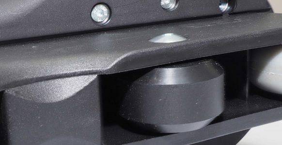Łyżworolki agresywne Roces M12 UFS czarne 101183 01 – grinding wheel