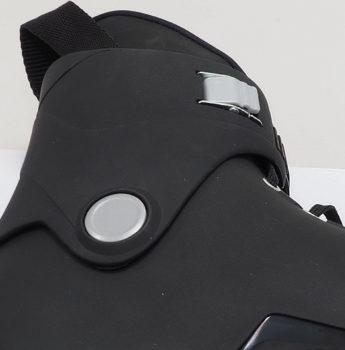 Łyżworolki agresywne Roces M12 UFS czarne 101183 01 – cholewka i skorupa