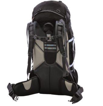 Plecak turystyczny High Peak – system wentylacyjny