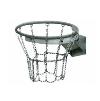Obręcz do koszykówki Domeks Antywandal Ocynkowana