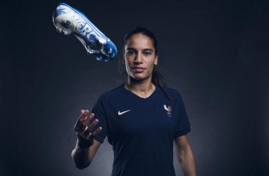 Amel Majri i jej nowe buty Nike Mercurial 360