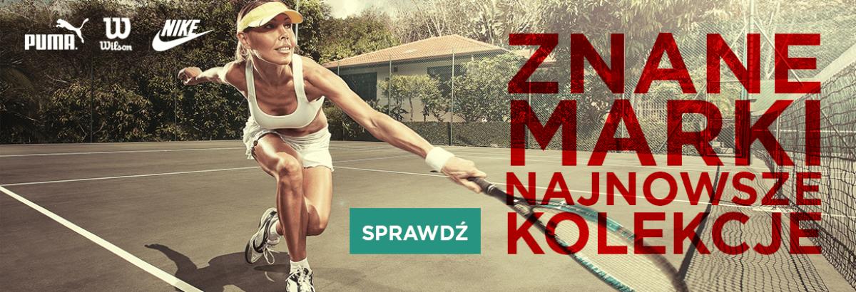 Tenis ziemny – 7 powodów, dla których warto grać. Banner na bloga sprzęt do tenisa