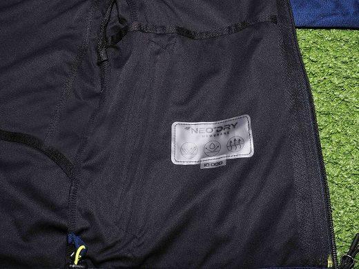 Kurtka softshell H4Z19 SFM004