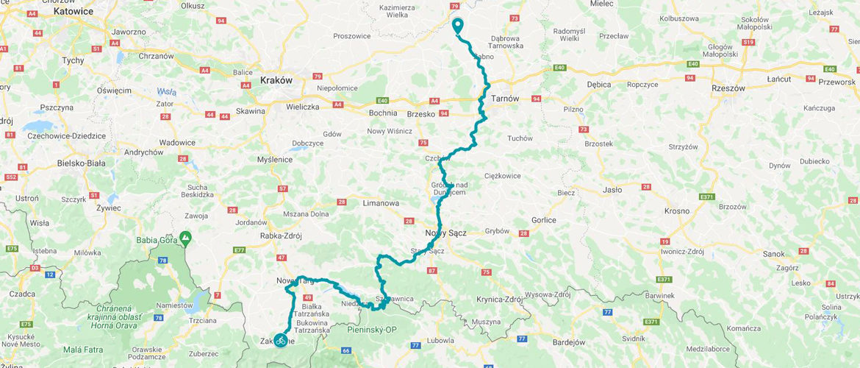 najlepsze-trasy-rowerowe-na-slasku-i-w-malopolsce-velo-dunajec-sklep-sportowo-turystyczny-sportbazar.pl-1170x500px